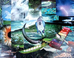 Healing Collage (sm)